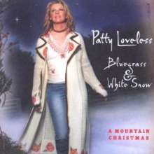 Patty Loveless: Bluegrass & White Snow, CD