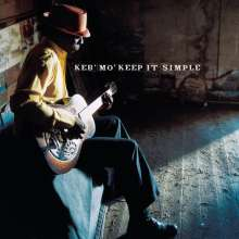 Keb' Mo': Keep It Simple, CD