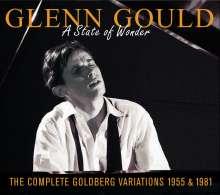 Glenn Gould (1932-1982): Complete Goldberg Variations:, CD