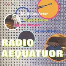 Radio Aequatuor-Ensemble, CD