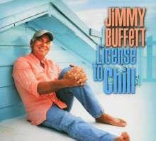 Jimmy Buffett: License To Chill, CD