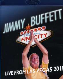 Jimmy Buffett: Welcome To Fin City: Live From Las Vegas 2011 (CD + Blu-ray), 2 CDs