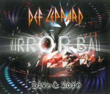 Def Leppard: Mirrorball: Live & More, 3 CDs