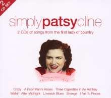 Patsy Cline: Simply Patsy Cline, 2 CDs