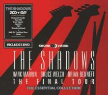 Shadows: The Final Tour (The Essential Collection 2 CD+DVD), 2 CDs
