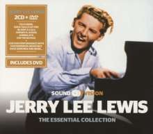 Jerry Lee Lewis: The Essential Collection (2CD + DVD), 2 CDs und 1 DVD