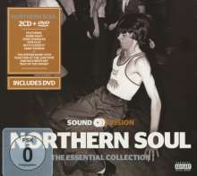 Northern Soul: The Essential Collection (2 CD + DVD) (Explicit), 2 CDs und 1 DVD