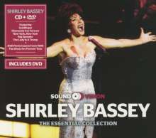Shirley Bassey: Essential Collection (CD + DVD), 2 CDs