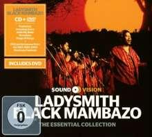 Ladysmith Black Mambazo: Essential Collection (CD + DVD), CD