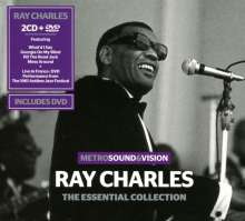 Ray Charles: The Essential Collection, 3 CDs