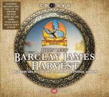 Barclay James Harvest: Live At Metropolis Studios 2010 (CD + DVD), 1 CD und 1 DVD