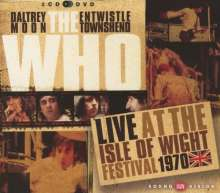 The Who: Live At The Isle Of Wight Festival 1970, 3 CDs