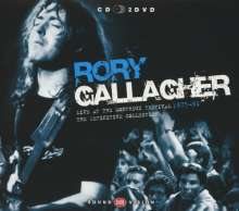 Rory Gallagher: Live At Montreux 1975-94 (CD + 2DVD) (The Definitive Collection), CD