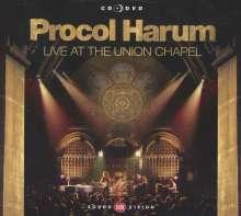 Procol Harum: Live At The Union Chapel (CD + DVD), CD