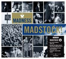 Madness: Madstock, 2 CDs
