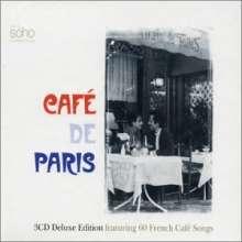 Cafe De Paris, 3 CDs