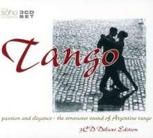 Tango, 3 CDs