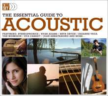 The Essential Guide To Acoustic, 3 CDs