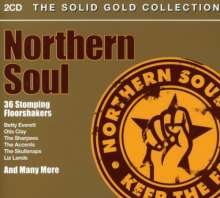 Northern Soul-Solid Gold Collection, 2 CDs