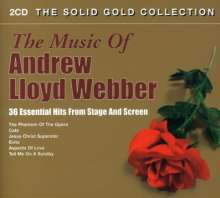 Musical: Lloyd Webber - Solid Gold Collection, 2 CDs
