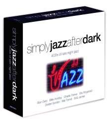 Simply Jazz After Dark, 4 CDs