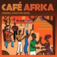 Cafe Africa, 3 CDs