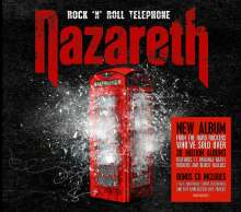 Nazareth: Rock'n'Roll Telephone (Deluxe Edition), 2 CDs
