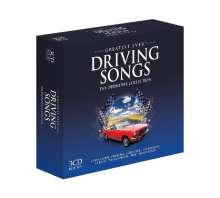 Greatest Ever! Driving Songs, 3 CDs