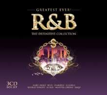 R&B - Greatest Ever: The Definitive Collection, 3 CDs