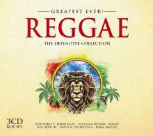 Reggae: The Definitive Collection, 3 CDs