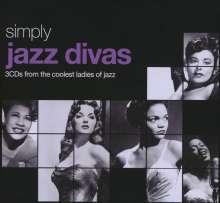 Simply Jazz Divas, 3 CDs