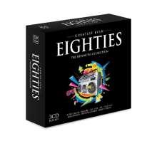 Greatest Ever! Eighties Pop, 3 CDs