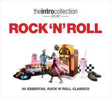 Rock'n Roll-Intro Collection, 3 CDs