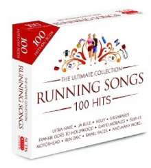 100 Hits: Running Songs, 5 CDs