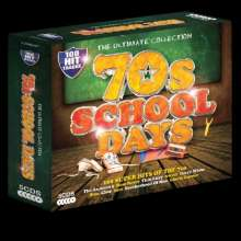 Ultimate 70s Schoolday, 5 CDs