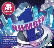Number 1s: The Ultimate Collection, 5 CDs