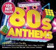 80s Anthems, 5 CDs