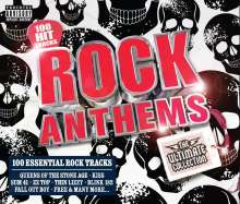 Rock Anthems – The Ultimate Collection, 5 CDs