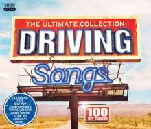 The Ultimate Collection: Driving Songs, 5 CDs
