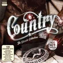 Country: The Ultimate Collection, 5 CDs