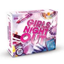 Girls Night Out: The Ultimate Collection, 5 CDs