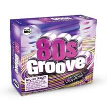 80s Groove: Ultimate Collection, 5 CDs