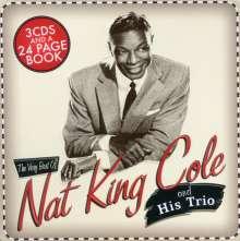 Nat King Cole (1919-1965): Very Best Of (Metallbox), 3 CDs