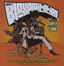 Essential Blaxploitation (Limited Metallbox Edition), 3 CDs