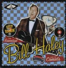 Bill Haley: Keep On Rocking (Limited Metalbox Edition), 3 CDs