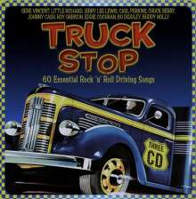 Truck Stop-Essential Rock'n Roll (Limited Edition) (Metallbox), 3 CDs