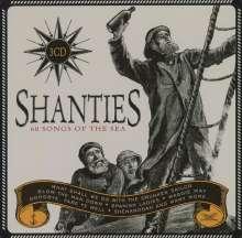 Shanties (Limited Edition Metallbox), 3 CDs
