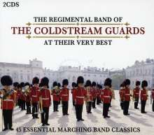 The Coldstream Guards: At Their Very Best, 2 CDs