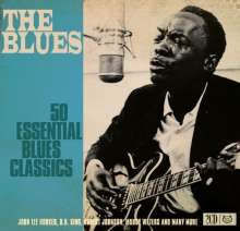 The Blues, 2 CDs