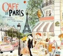 Cafe De Paris, 2 CDs